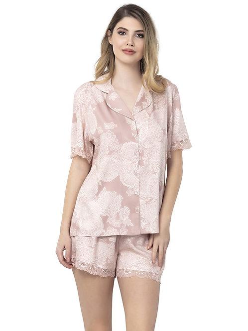 3203 Пижама с шортами