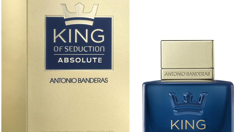 BANDERAS ANTONIO KING of SEDUCTION ABSOLUTE MEN 50ml edt