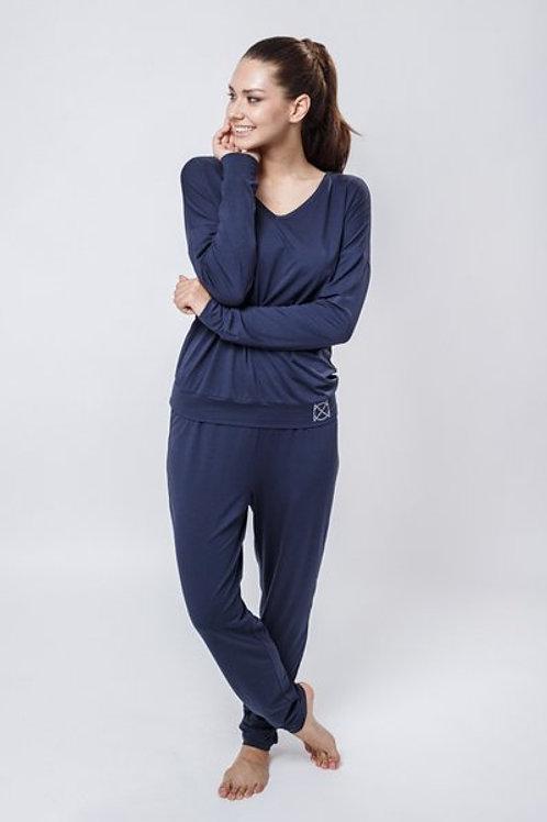 OXO-0612 Комплект джемпер+брюки жен. мод. 8