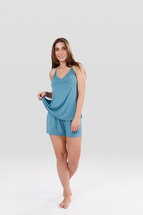 OXO-0953 Комплект топ/шорты жен  мод. 4