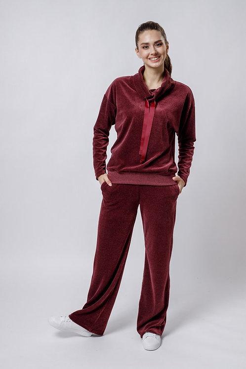 OXO-0861-353 Комплект джемпер+брюки жен. мод. 11