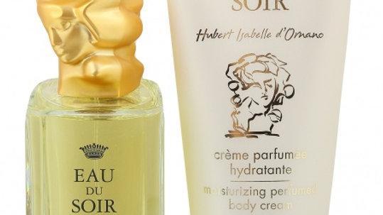 EAU DU SOIR WOMAN набор (30ml EDP+50ml Body Cream)