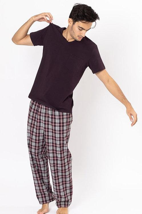 OXO-1123-363 Комплект футболка/брюки муж. мод. 2