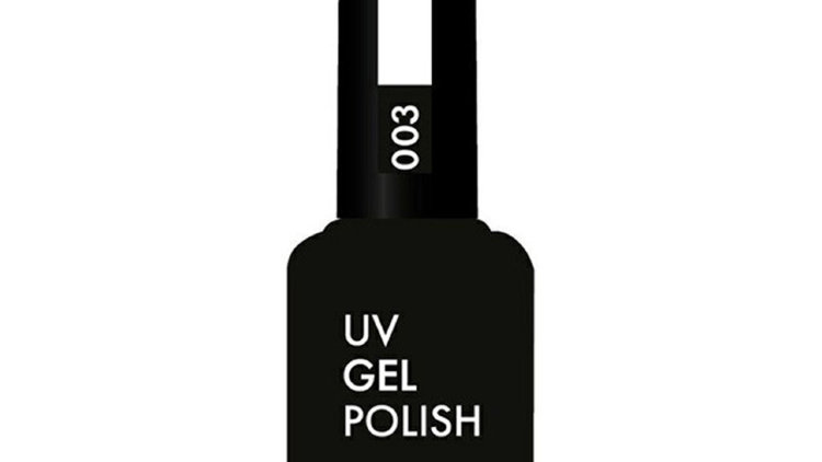 OLYSTYLE Гель-лак д/ногтей тон 003 белый