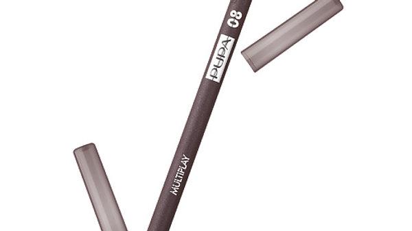 "PUPA  Карандаш д/век с аппликатором ""Multiplay Eye Pencil"""" т.08"