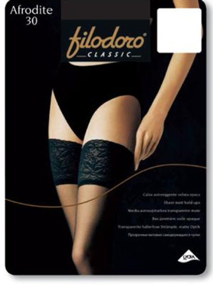Чулки Filodoro Afrodite 30