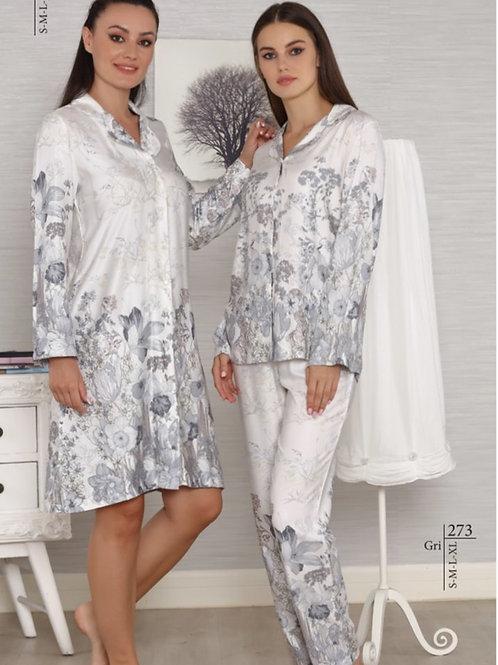 273 Пижама с брюками