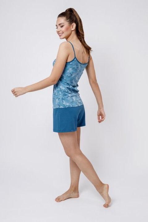 OXO-0855 Комплект топ/шорты жен. мод. 3