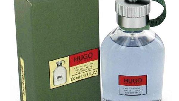 HUGO BOSS MEN 40ml edt (зелёный)