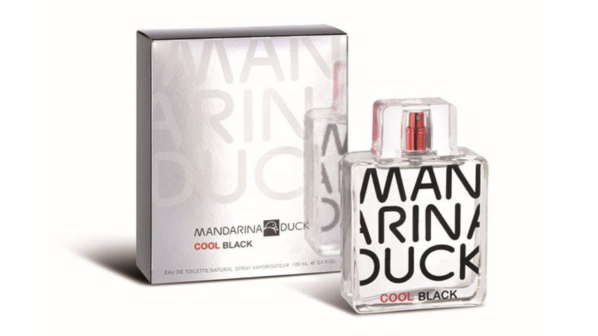 MANDARINA DUCK COOL BLACK MAN 100ml edt TESTER