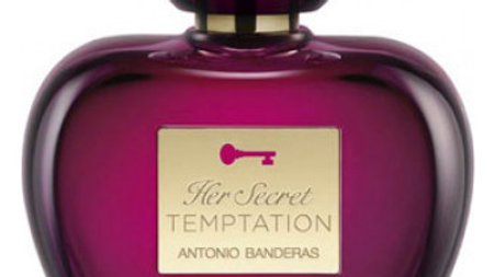 BANDERAS ANTONIO HER SECRET Temptation WOMAN 80ml edt TESTER