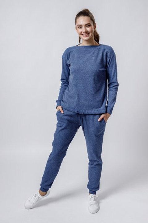 OXO-0892 Комплект джемпер+брюки жен. мод. 14