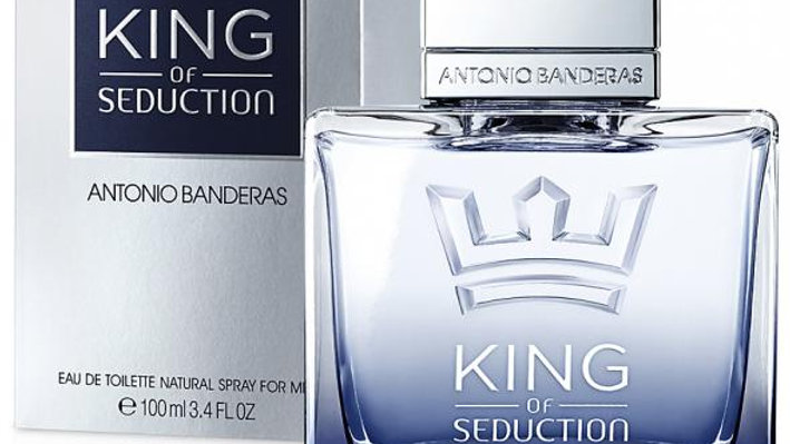 BANDERAS ANTONIO KING of SEDUCTION MEN 100ml edt