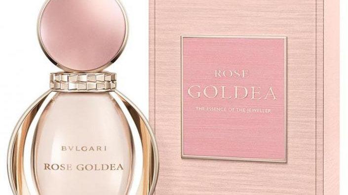 ROSE GOLDEA WOMAN 90ml EDP TESTER