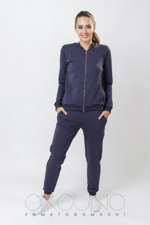 OXO-0709 Комплект толстовка/брюки жен. мод. 1