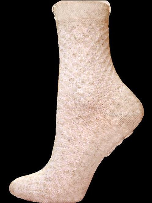 1606 Носки жен. LINEN (60)