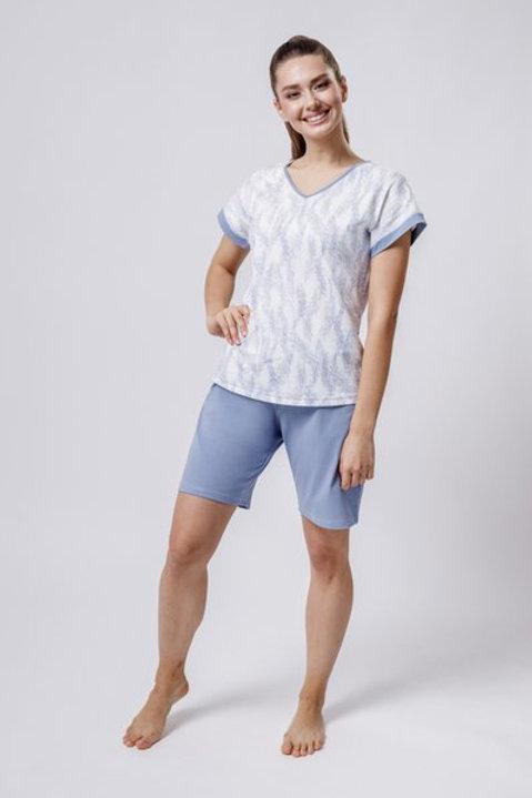 OXO-0819 Комплект футболка/шорты жен. мод. 4
