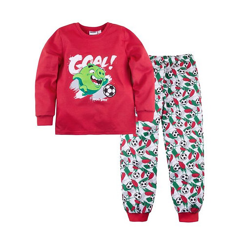 """Пижама джемпер+брюки ДМ """"Angry Birds"""" 356АБ-161к"""
