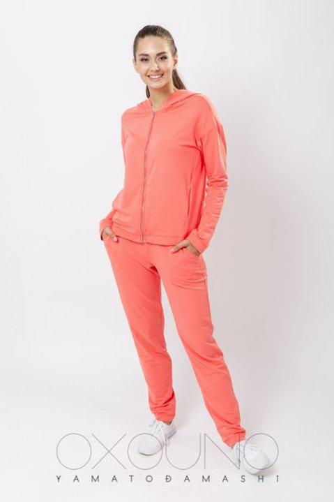OXO-0714 Комплект толстовка/брюки жен. мод. 2