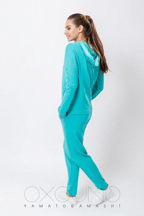 OXO-0715 Комплект толстовка/брюки жен. мод. 2