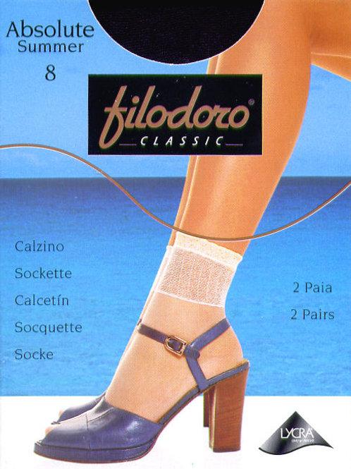 Носки Filodoro Absolute Summer 8 (2 пары)
