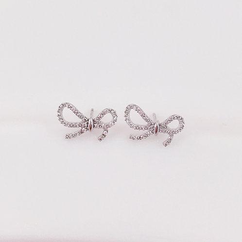 Lovely Bow Earrings