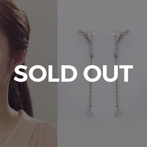 Evelyn Pearl Earrings