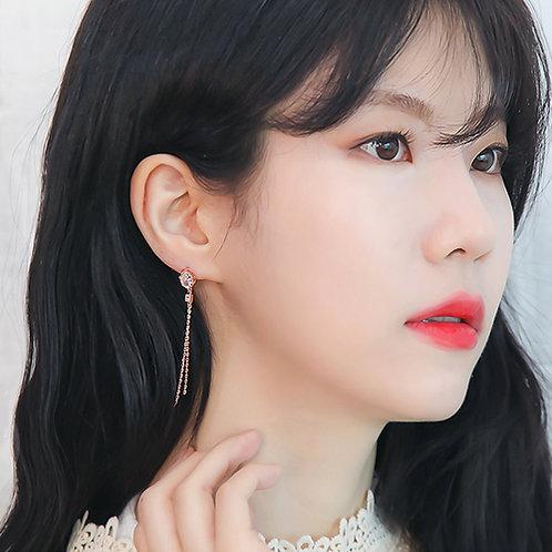 Brilland Long Earrings