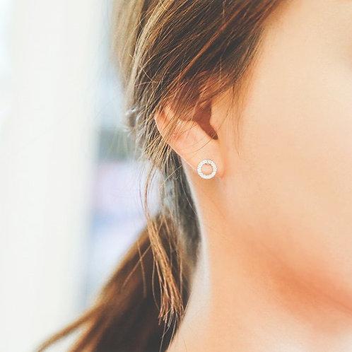 [Silver]Bliss Earrings