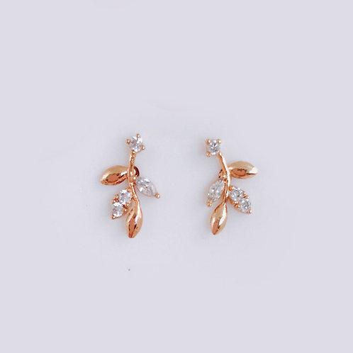 Leafline Earrings