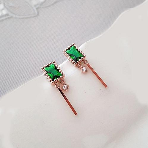 Lover Square Earrings