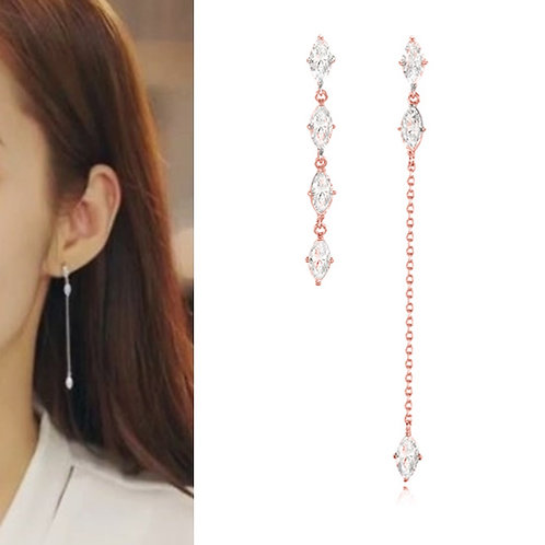 Secretary Kim Earrings