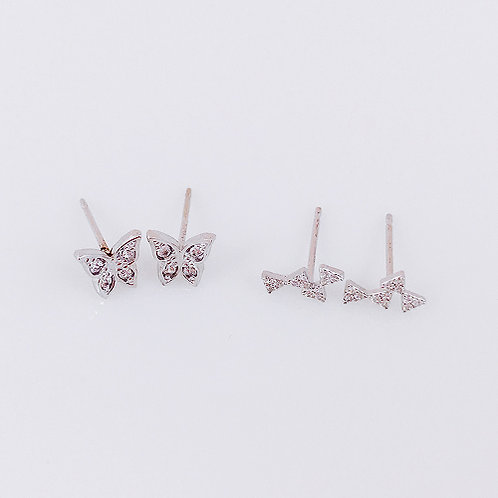 Butterfly & Bow Set