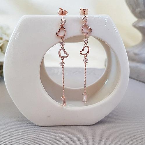 Ariel Love Earrings