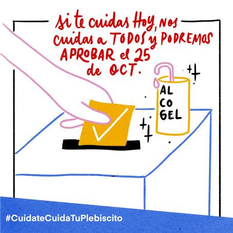 📣 Participa de la GRAN subasta #CuidaTuPlebiscito 📣