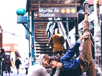 Dancers of NY