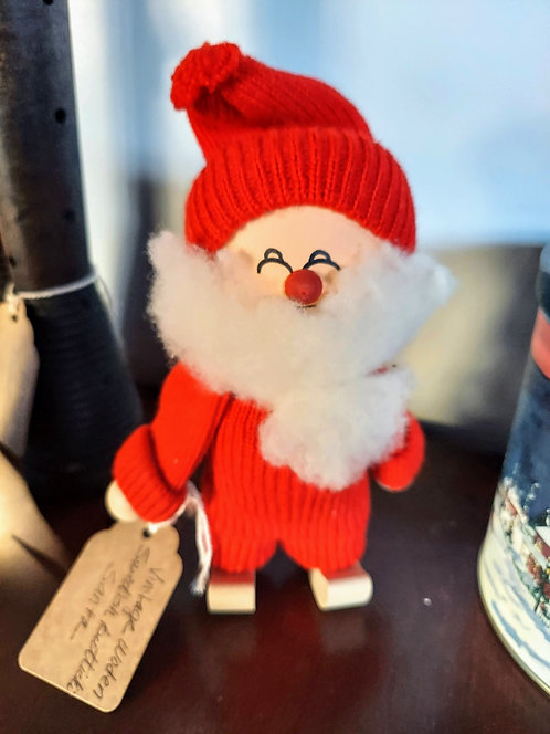 Vintage Swedish Butticki Santa