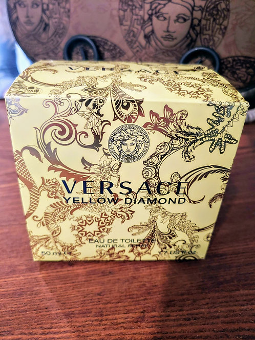 Versace Yellow Diamond 1.7 oz perfume