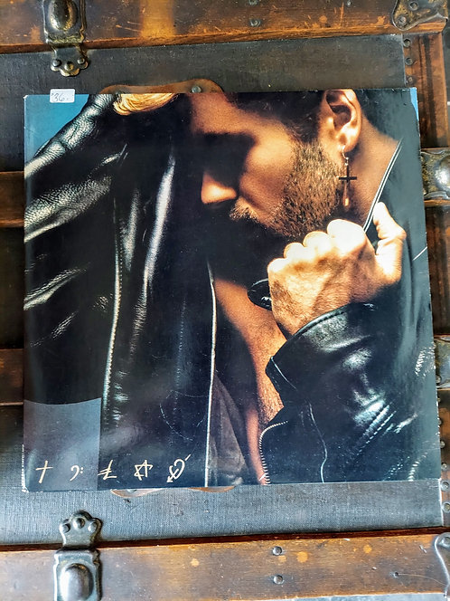 1987 GEORGE MICHEAL Faith vinyl album
