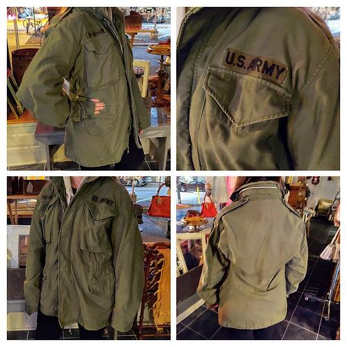 Vintage US Army M65 Men's Field Jacket