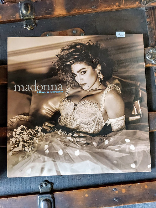 1984 MADONNA Like a Virgin vinyl album