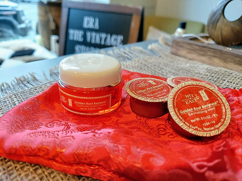 WEI ~ EAST Golden root renewal recovery face cream & mud masks