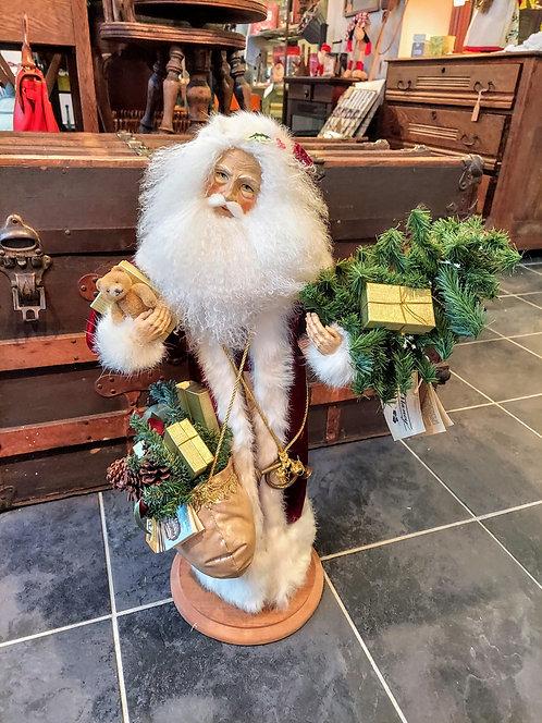 "Vintage Lynn Haney ""Victorian Father Christmas"