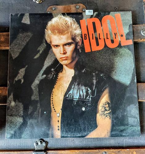 1981 BILLY IDOL vinyl album