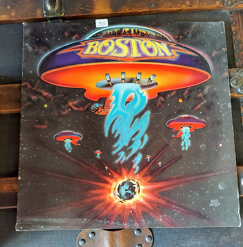 1976 BOSTON vinyl album