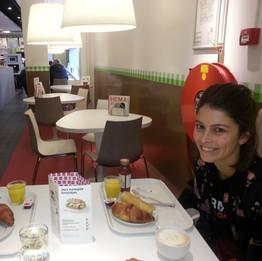 premiere ontbijt