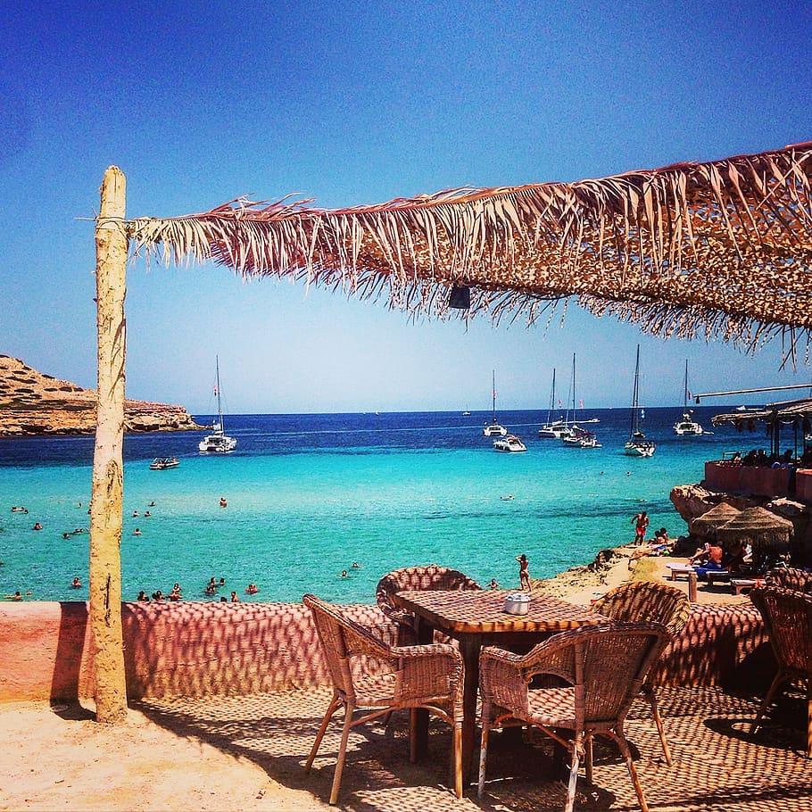 sea-beach-ibiza-restaurant-chair-straw