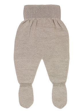 "Strickleggings ""Vela"" - Beige"