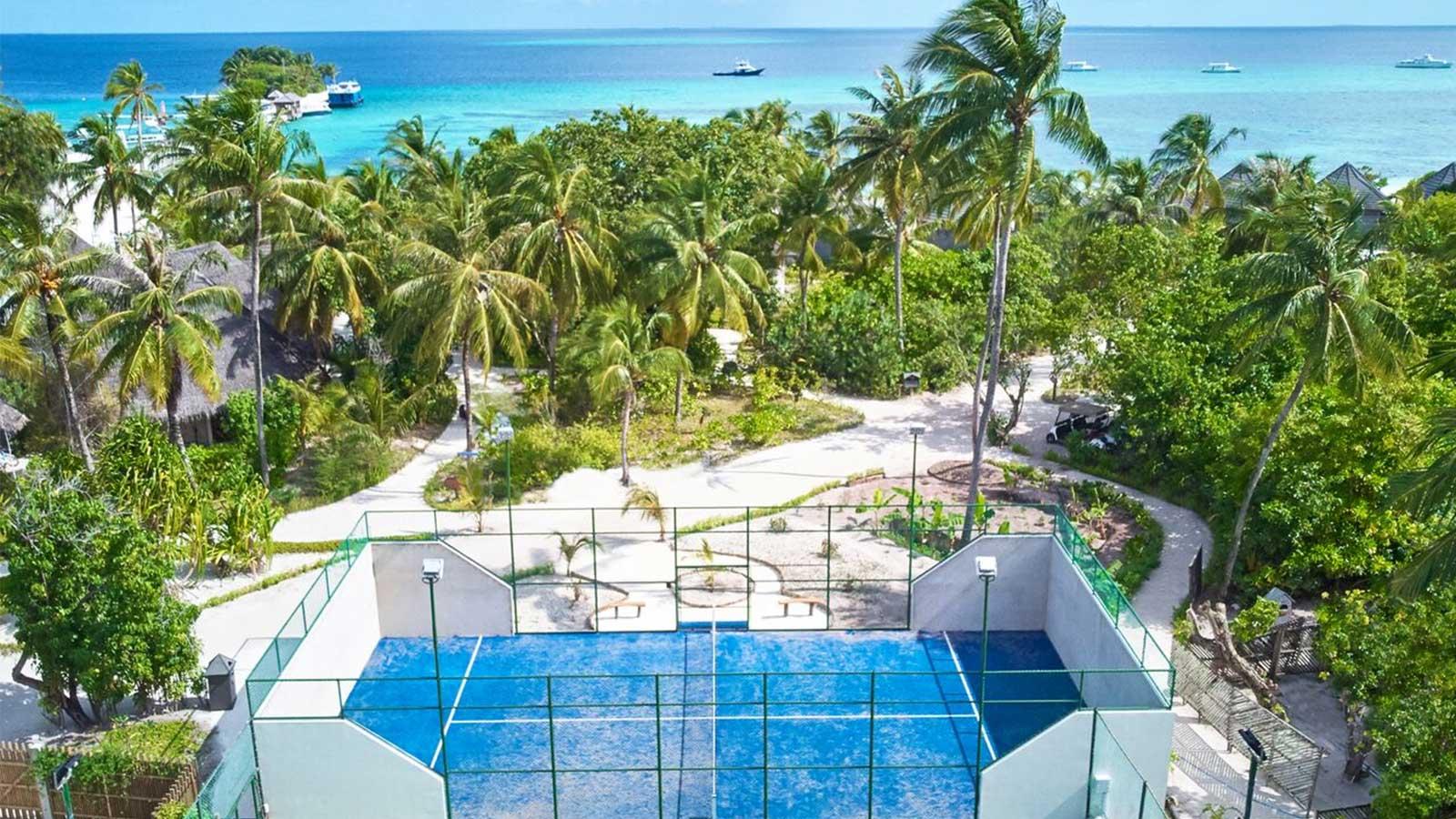 padel maldives 2