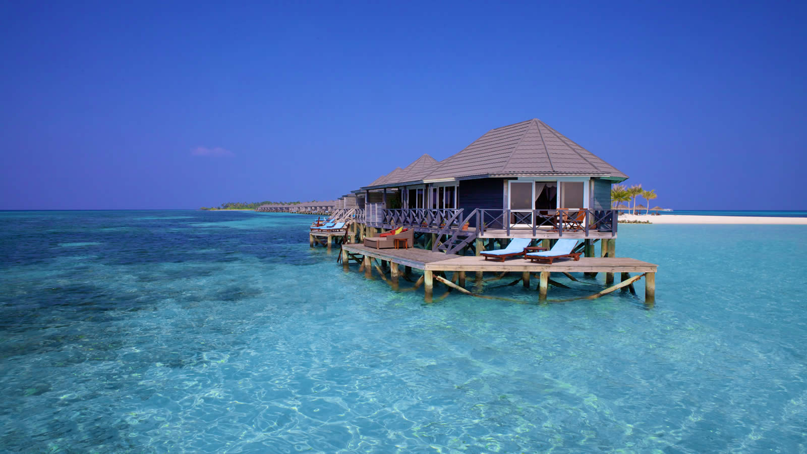 water villas